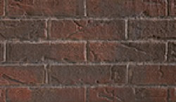 Red Rustic Brick Liner Kit - LKC-RDRS-MDLX40