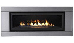 42 inch surround, stainless steel - F2263