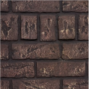 Traditional brick liner