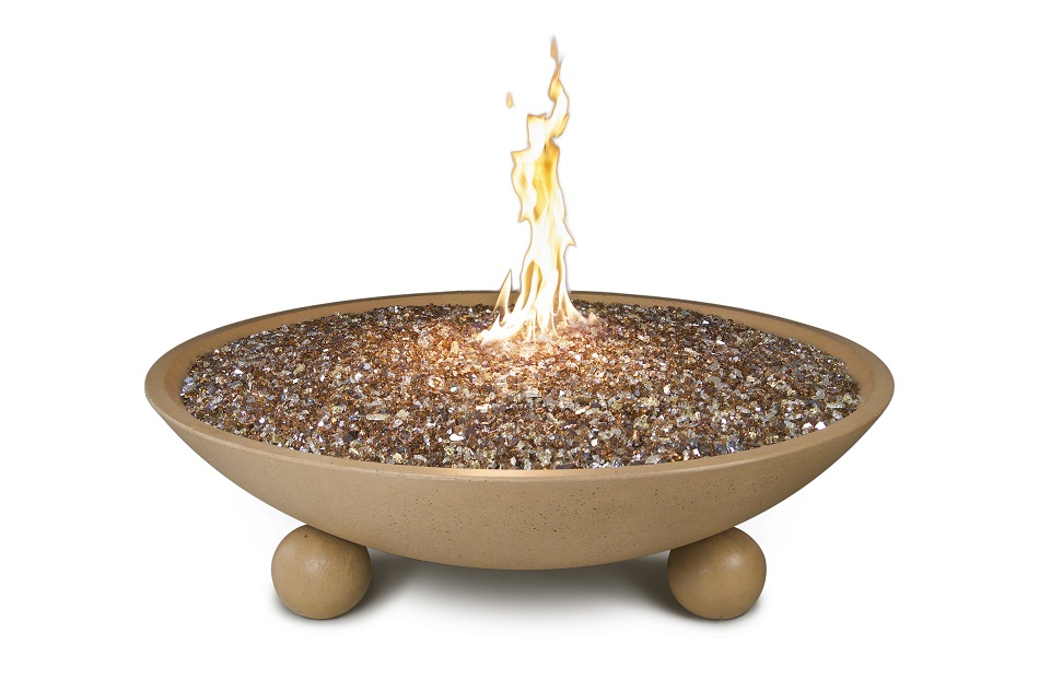 48 in. Versailles Fire Bowl