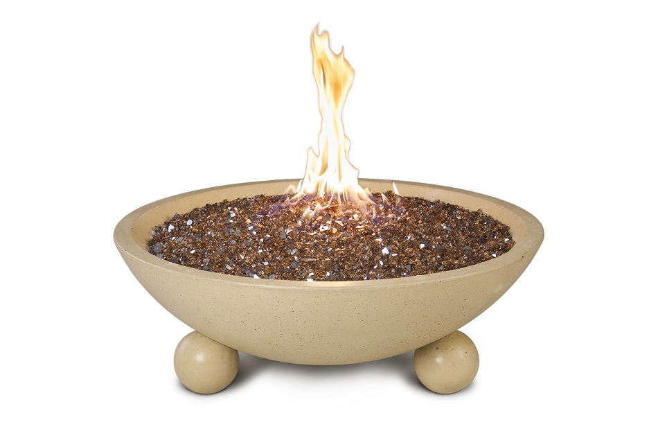 32 in. Versailles Fire Bowl