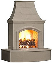Phoenix Outdoor Fireplace