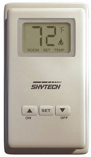 Skytech Digital Wireless Wall Thermostat